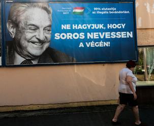 """Medzinárodné organizácie odsúdili maďarský návrh zákona """"Stop Sorosovi"""""""