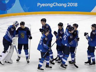Fínsko – Nemecko 5:2 v C-skupine