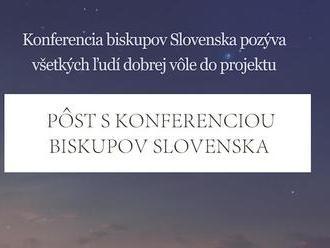 Začal sa projekt pôstnych zamyslení Pôst s Konferenciou biskupov Slovenska