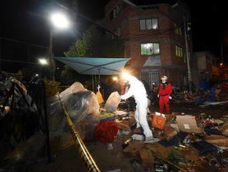 Bolívijská vláda oznámila, že smrť 4 ľudí na karnevale má na svedomí bomba