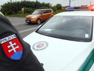V Trnavskom kraji je na cestách viac policajných hliadok