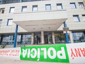 V Bratislave na Okresnom úrade nahlásili bombu