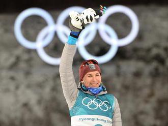 Kuzminová má druhé striebro na olympiáde. Úspech slovenského biatlonu umocnila Fialková