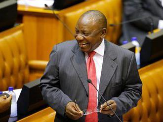 Za nového juhoafrického prezidenta zvolili Cyrila Ramaphosu