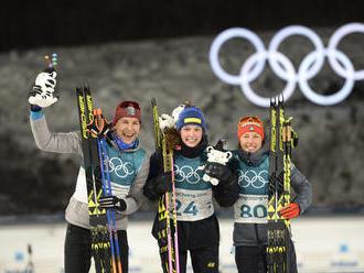 Historický výsledok slovenského biatlonu. Kuzminová má striebro, Fialková skončila piata