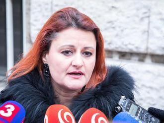 Poslankyňa SaS Blahová skončila na polícii: Prípad únosu Izabely sa poriadne dramatizuje