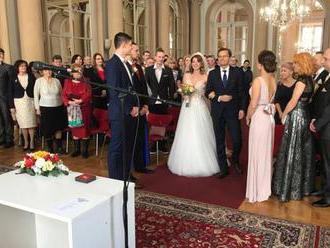 FOTO Galkov perný víkend, vydával dcéru: Hlási, že už mu zrejme kvapká na karbid