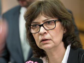 Voľba člena Súdnej rady SR je kompetenciou parlamentu, tvrdí Žitňanská