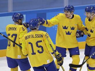 Švédi potvrdili úlohu favorita a pohodlne zdolali Nórsko