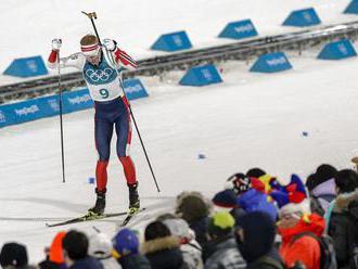 Vytrvalostné preteky biatlonistov ovládol Nór Boe, Najlepším zo Slovákov Kazár