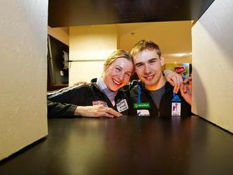 Kuzminová venovala medailu bratovi Antonovi, ktorý doplatil na ruskú dopingovú kauzu
