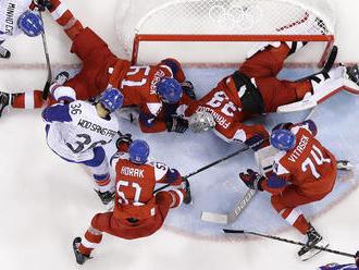Kanaďania poľahky zdolali Švajčiarov, Česi sa na víťazstvo proti domácim poriadne nadreli