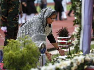 Bangladéš vyhlásil po leteckej havárii na štvrtok štátny sútok