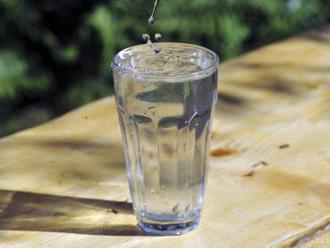 VIDEO: Cena vodného a stočného sa tento rok zvýšila v priemere o 4 %