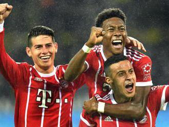 V Lige majstrov postúpil Bayern Mníchov do štvrťfinále