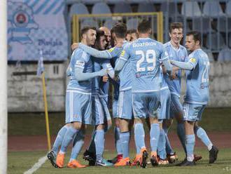 Futbalisti Slovana postúpili do semifinále Slovenského pohára