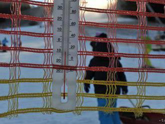 V nedeľu padlo na Slovensku 12 teplotných rekordov