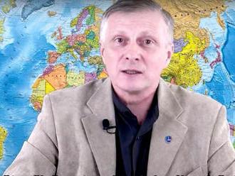 Valerij Pjakin o tom, ako vojenská rovnováha a víťazstvo v sýrskej vojne bráni rozpútaniu jadrovej k