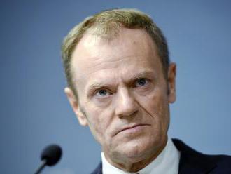 Tusk: EÚ a USA by sa mali namiesto obchodných sporov snažiť o užšiu spoluprácu