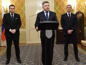 Premiér Robert Fico je pripravený odstúpiť z funkcie predsedu vlády