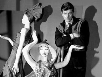 Navrhol ikonické šaty pre Audrey Hepburn aj večernú róbu pre Jackie Kennedy. Zomrel návrhár, ktorého