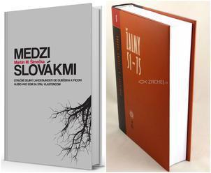 Cenu Dominika Tatarku získali Martin M. Šimečka a kolektív autorov knihy Žalmy 51-75