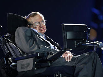 Zomrel Stephen Hawking, jeden z najvýznamnejších fyzikov súčasnosti