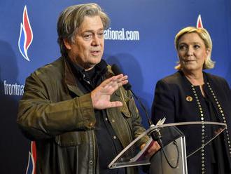 Európski populisti majú novú hviezdu: stratéga, ktorého vyhodil Trump