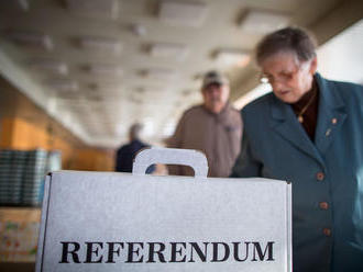 Cieľavedomo zatracované referendum