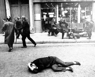 Sloboda, rovnosť, štrajk. Čo dosiahli masové protesty v máji 1968 vo Francúzsku?