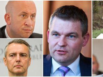 Fico prečítal mená Pellegriniho vlády, ministrom vnútra má byť Jozef Ráž, vicepremiérom Raši