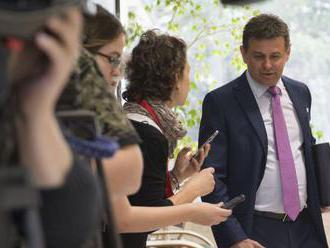 Minister Solymos: Rekonštrukcia vlády nepripadá do úvahy, situáciu vyriešia predčasné voľby