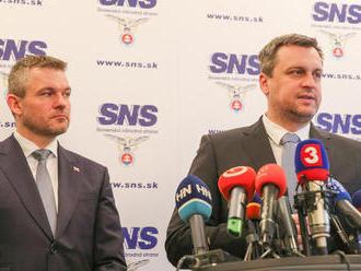 SNS chce pokračovanie jej ministrov v novej vláde, Pellegrini s tým súhlasí