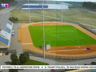 Martinčania budú mať nový štadión, hotový by mal byť na jeseň