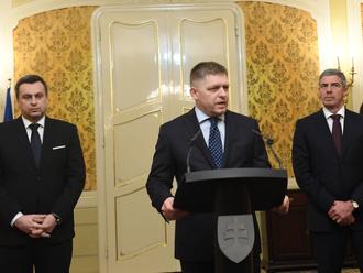 MIMORIADNA SPRÁVA Fico ponúkne prezidentovi demisiu, zverejnil podmienky!