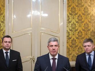 KDH, PS a SPOLU sa zhodujú: Rekonštrukcia vlády situáciu nerieši