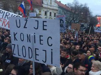 Myšlienka je silnejšia ako peniaze: Financuje pochody za Slušné Slovensko Soros? VIDEOodpoveď!