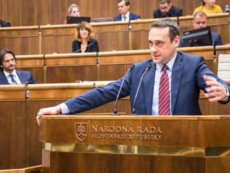 Rajtár podal trestné oznámenie na Kočnera a Bašternáka: Ide o zločineckú skupinu
