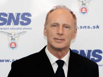 Možných termínov predčasných volieb je viac, tvrdí podpredseda SNS Jaroslav Paška