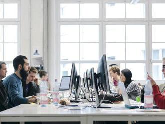 Len 11,4 % zamestnancov firiem v Európe má pocit, že sú produktívni