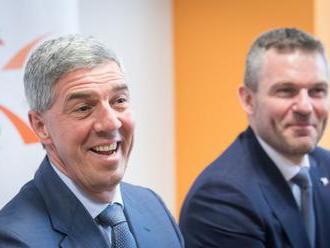Bugár rokoval s Pellegrinim, Most-Híd chce Gála za ministra spravodlivosti