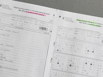 Slovenčinári spochybňujú minimálne jednu otázku, ktorá bola v maturitnom teste