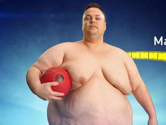 Srdce ako v perinke? Toto spôsobí 107 kilogramov tuku