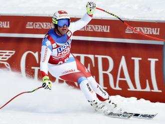 Švajčiar Feuz si v Aare postrážil náskok a má prvý malý glóbus