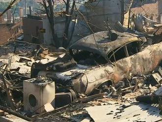 Lesné požiare v Austrálii ničili domy a zabíjali dobytok
