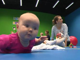 Cvičenie s bábätkom na materskej: Čím skôr začnete, tým lepšie