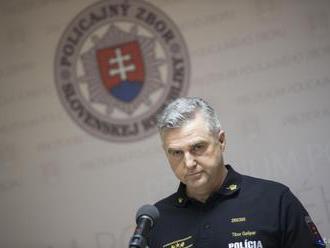 Policajní exprezidenti: Tibor Gašpar by mal po tlakoch odstúpiť
