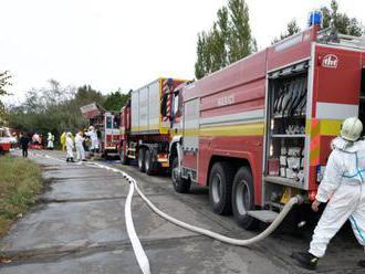 V Hohenau si hasiči zo Slovenska, Česka a Rakúska preverili spoluprácu