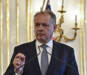 A. Kiska: Jediné, čo zatiaľ na Slovensku nie je dobré, je politika