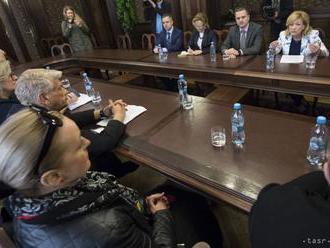 VIDEO: Laššáková na odchod nevidí dôvod, chce presvedčiť svojou prácou